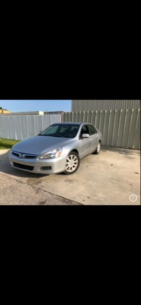 2007 Honda Accord for sale at ALL STAR MOTORS INC in Houston TX