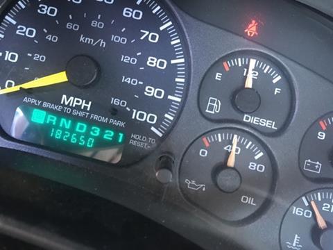 2001 GMC Sierra 2500HD for sale in New Bern, NC