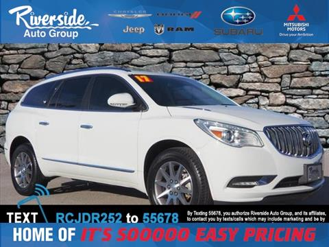 2017 Buick Enclave for sale in New Bern, NC