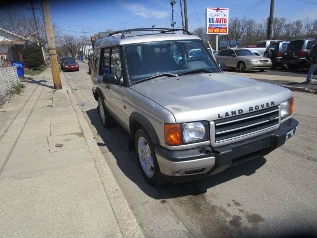 2000 land rover discovery series ii in hamilton oh - us auto wholesaler