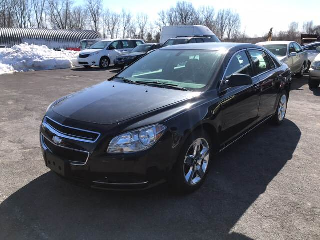 2010 Chevrolet Malibu For Sale At Paul Hiltbrand Auto Sales LTD In Cicero NY
