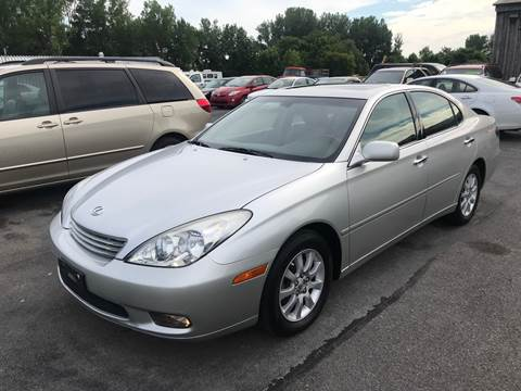 2004 Lexus ES 330 for sale at Paul Hiltbrand Auto Sales LTD in Cicero NY
