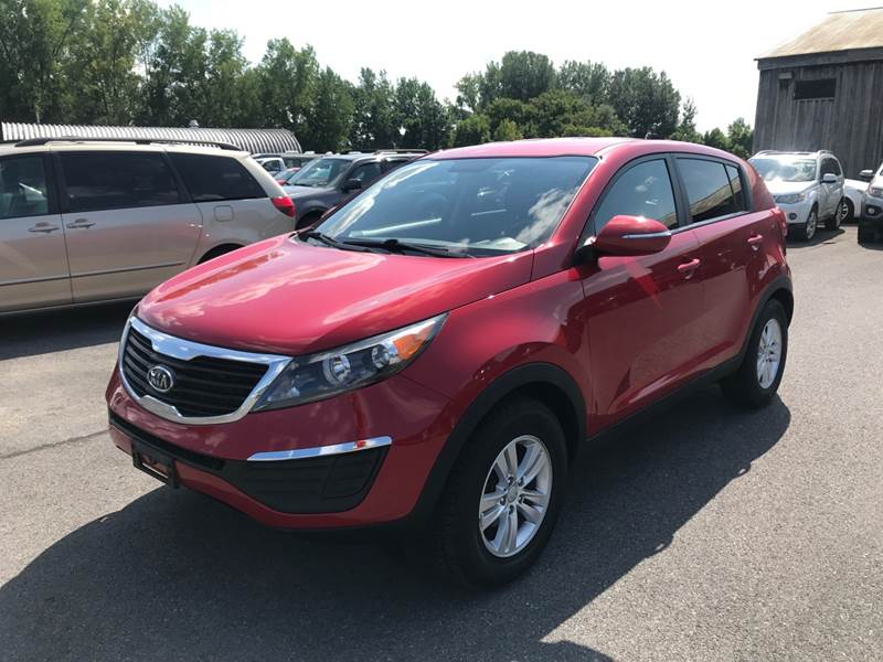 2011 Kia Sportage For Sale At Paul Hiltbrand Auto Sales LTD In Cicero NY