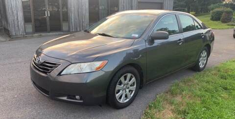 2007 Toyota Camry for sale at Paul Hiltbrand Auto Sales LTD in Cicero NY