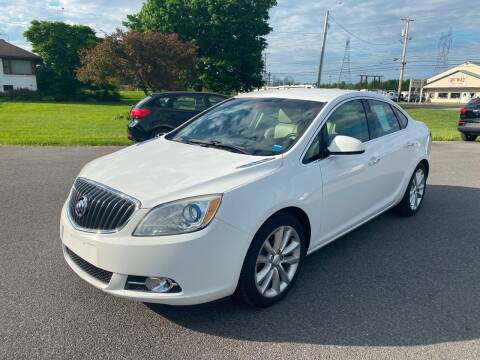 2013 Buick Verano for sale at Paul Hiltbrand Auto Sales LTD in Cicero NY
