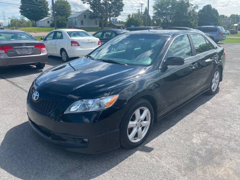 2009 Toyota Camry for sale at Paul Hiltbrand Auto Sales LTD in Cicero NY