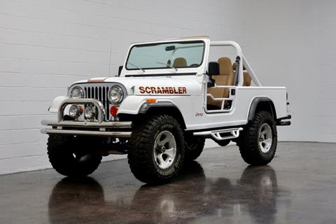 1981 Jeep Scrambler for sale in Costa Mesa, CA