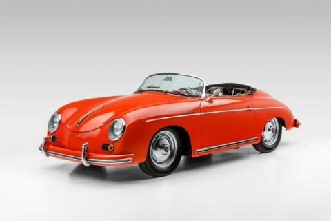 1955 Porsche 356 for sale at European Collectibles, Inc in Costa Mesa CA