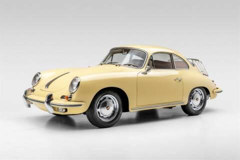 1965 Porsche 356 for sale at European Collectibles, Inc in Costa Mesa CA
