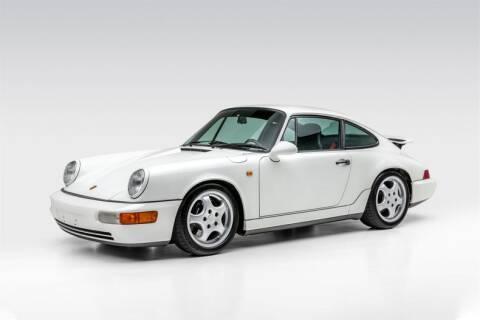 1992 Porsche 911 for sale at European Collectibles, Inc in Costa Mesa CA