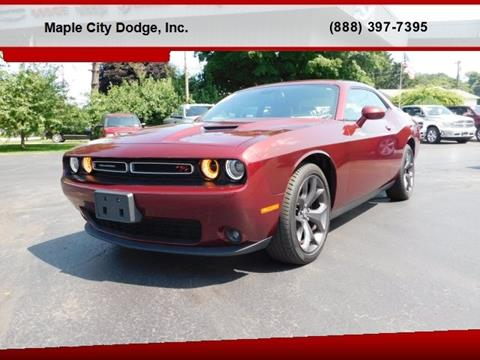 2018 Dodge Challenger for sale in Hornell, NY