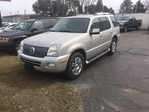 2007 Mercury Mountaineer for sale at Autos Unlimited, LLC in Adrian MI