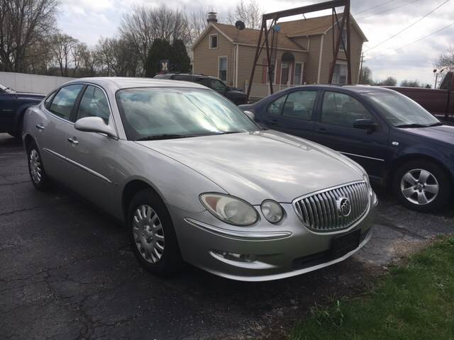 2008 Buick LaCrosse for sale at Autos Unlimited, LLC in Adrian MI