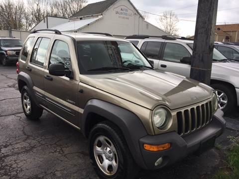 2004 Jeep Liberty for sale at Autos Unlimited, LLC in Adrian MI