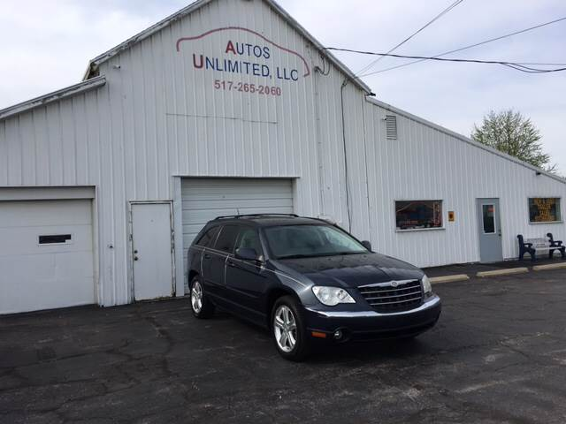 2007 Chrysler Pacifica for sale at Autos Unlimited, LLC in Adrian MI