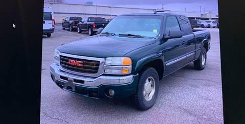 2003 GMC Sierra 1500 for sale in Adrian, MI