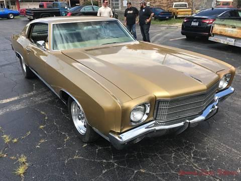 1971 Chevrolet Monte Carlo For Sale Carsforsale Com