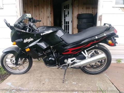 2007 Kawasaki MOTORCYCLE for sale in Spotsylvania, VA