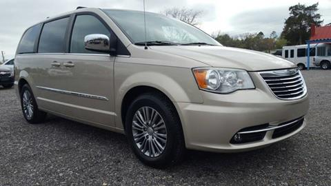2013 Chrysler Town and Country for sale in Leesville, SC