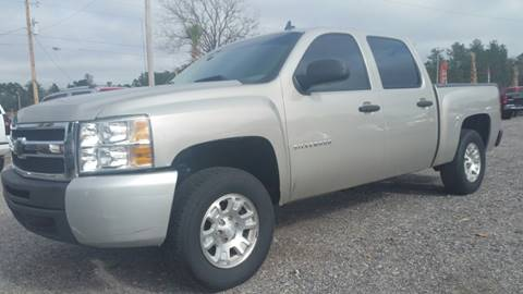 2009 Chevrolet Silverado 1500 for sale in Leesville, SC
