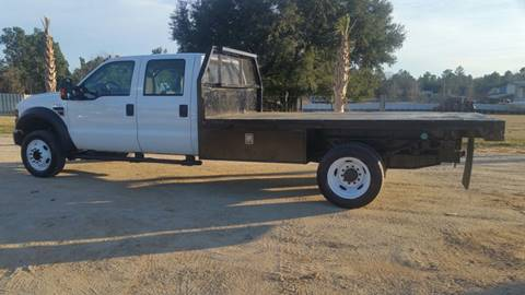 2008 Ford F-550 Super Duty for sale in Leesville, SC