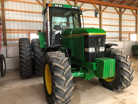 1996 John Deere 7800 for sale in Imlay City, MI