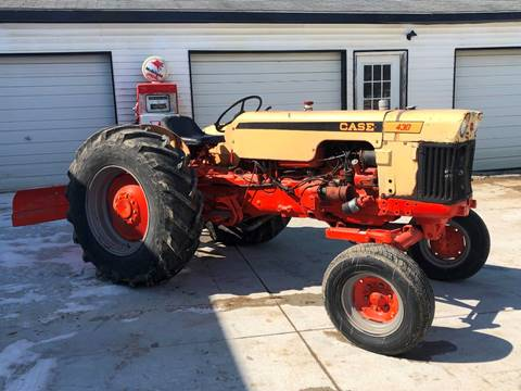 1970 Case IH  430 for sale in Imlay City, MI