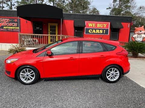 2015 Ford Focus for sale in Ladson, SC