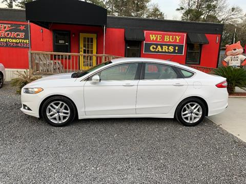 2016 Ford Fusion for sale in Ladson, SC