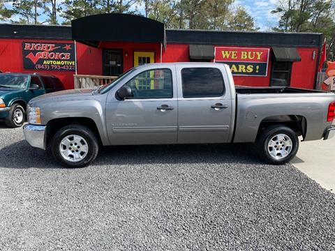 2012 Chevrolet Silverado 1500 for sale in Ladson, SC