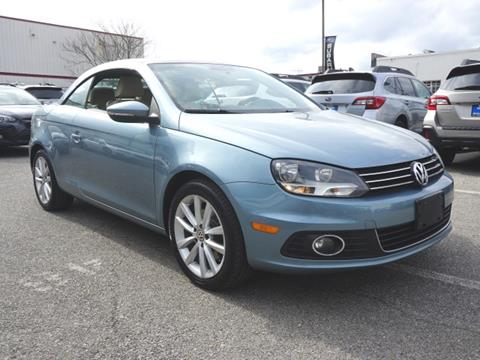 2012 Volkswagen Eos for sale in Waldorf, MD