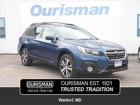 2019 Subaru Outback for sale in Waldorf, MD