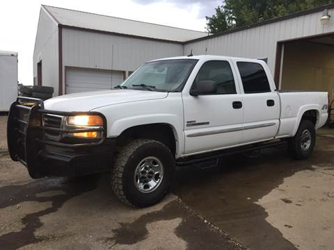 2003 GMC Sierra 2500HD for sale in Harrisburg, SD