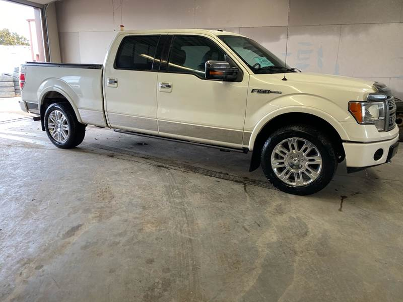 2009 Ford F-150 for sale at High Country Automotive LLC in Harrisburg SD