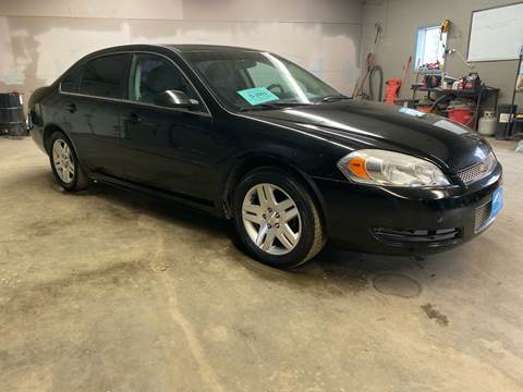2012 Chevrolet Impala for sale at High Country Automotive LLC in Harrisburg SD