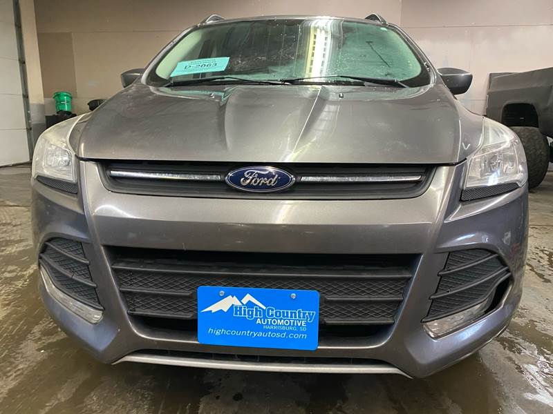 2013 Ford Escape for sale at High Country Automotive LLC in Harrisburg SD