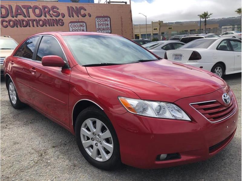 2007 Toyota Camry For Sale At SF Bay Motors In Daly City CA