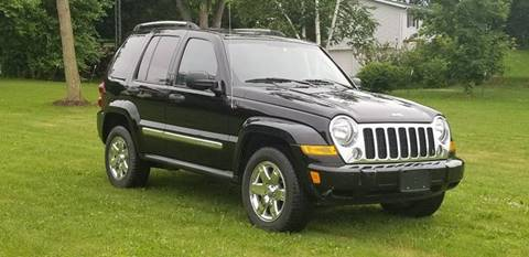 2005 Jeep Liberty for sale in Cascade, WI