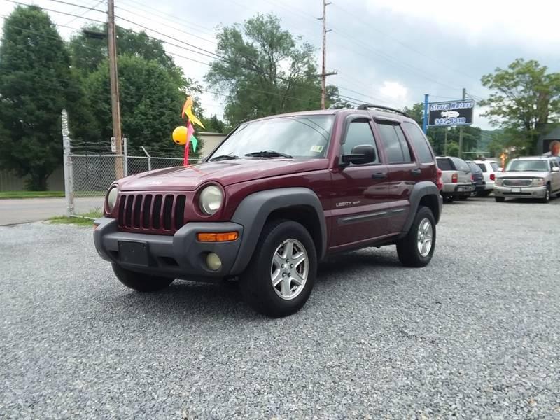 2003 Jeep Liberty For Sale At Sierra Motors In Roanoke VA