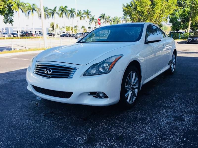 2011 Infiniti G37 Coupe Awd X 2dr Coupe In Plantation Fl Gtr Motors