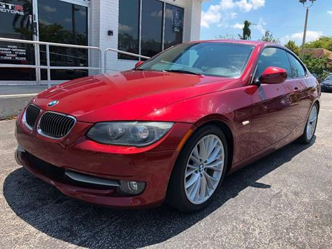 2011 BMW 3 Series for sale in Plantation, FL