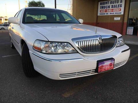 Lincoln Town Car For Sale In Gurnee Il Carsforsale Com