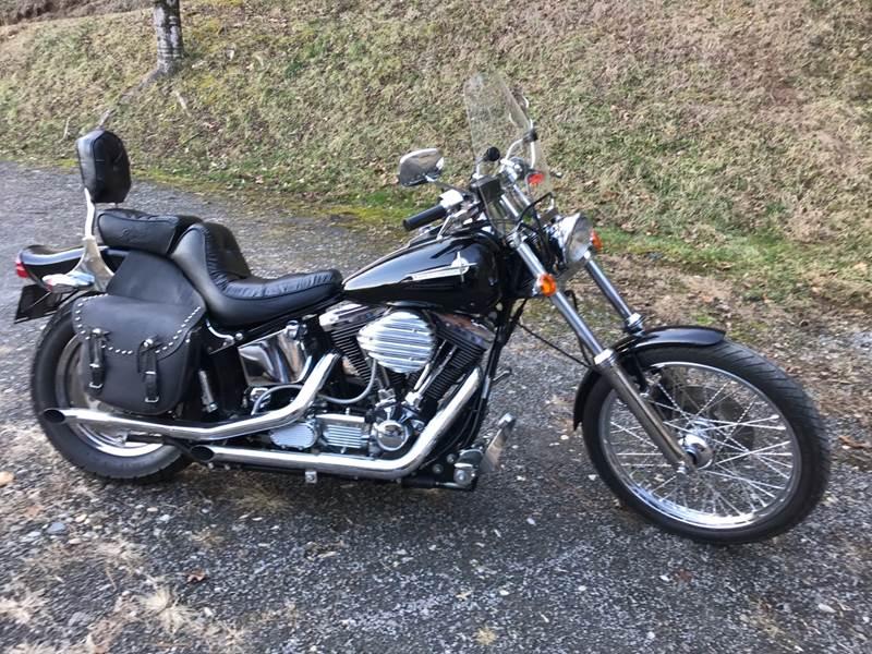 1993 Harley Davidson Softail