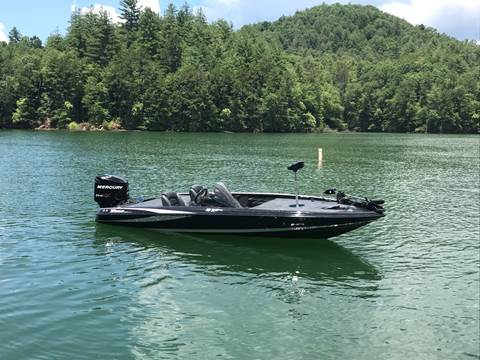 2009 Triton 18X3 PRO for sale in Robbinsville, NC