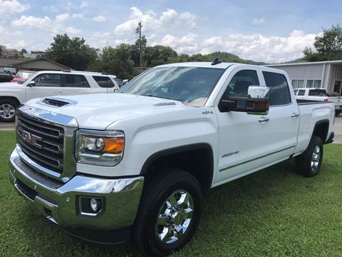 2019 GMC Sierra 2500HD for sale in Robbinsville, NC