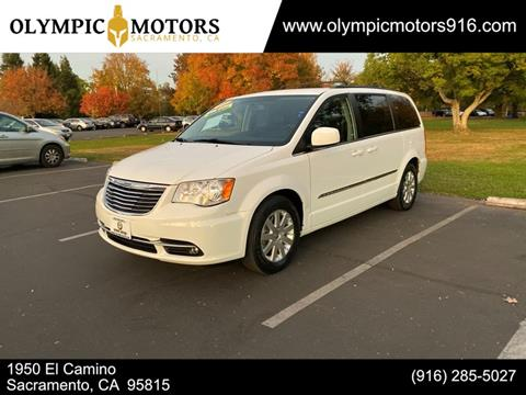 2014 Chrysler Town and Country for sale in Sacramento, CA