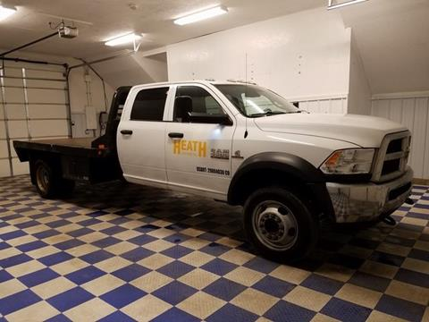 2014 RAM Ram Chassis 4500 for sale in Rifle, CO