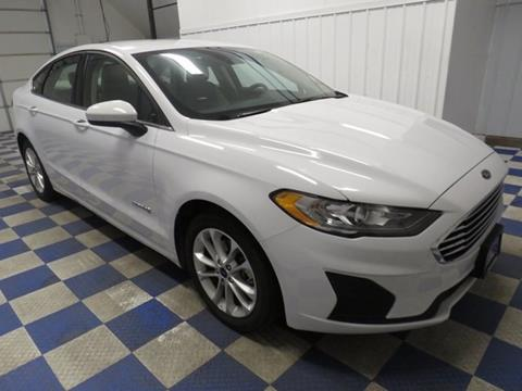 2019 Ford Fusion Hybrid for sale in Rifle, CO