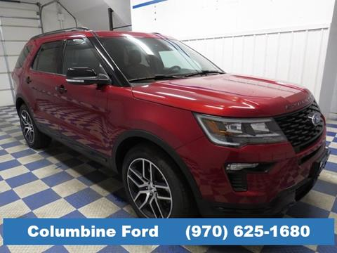 2019 Ford Explorer for sale in Rifle, CO