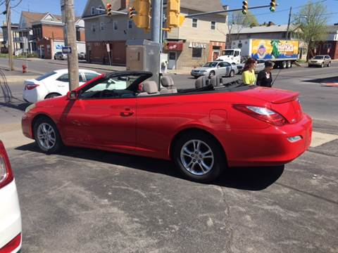 2007 Toyota Camry Solara for sale at B&T Auto Service in Syracuse NY